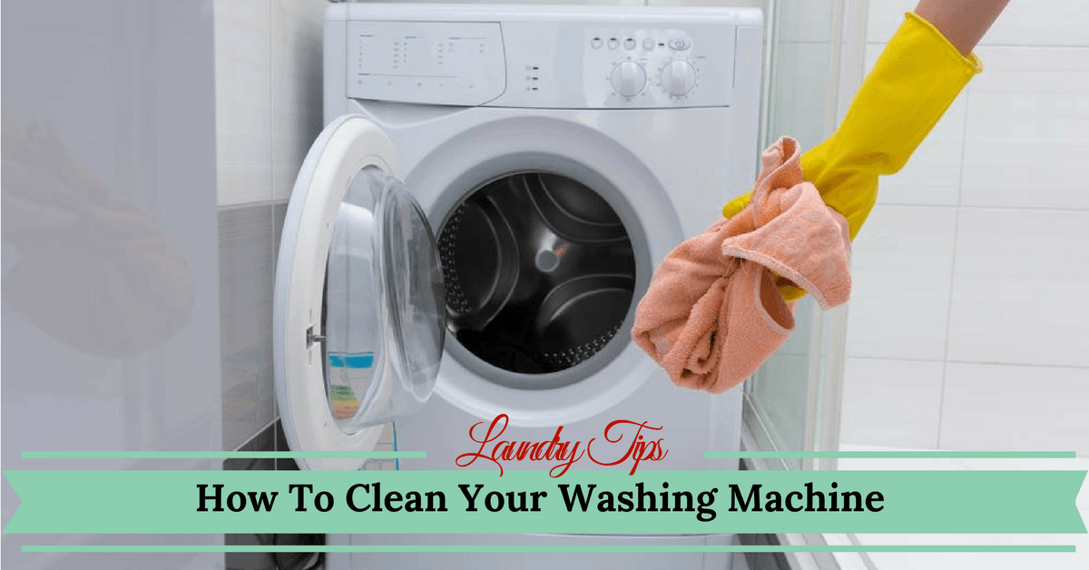How-To-Clean-A-Washing-Machine