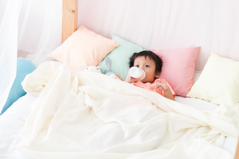 Benefits Of Using Toddler Pillows​