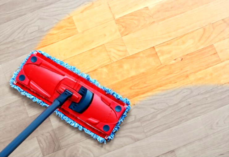 Clean Laminate Flooring