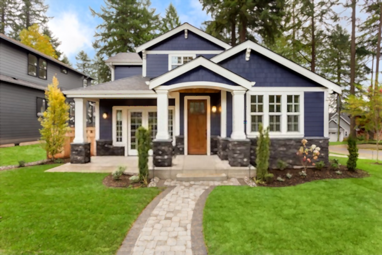 home's curb appeal