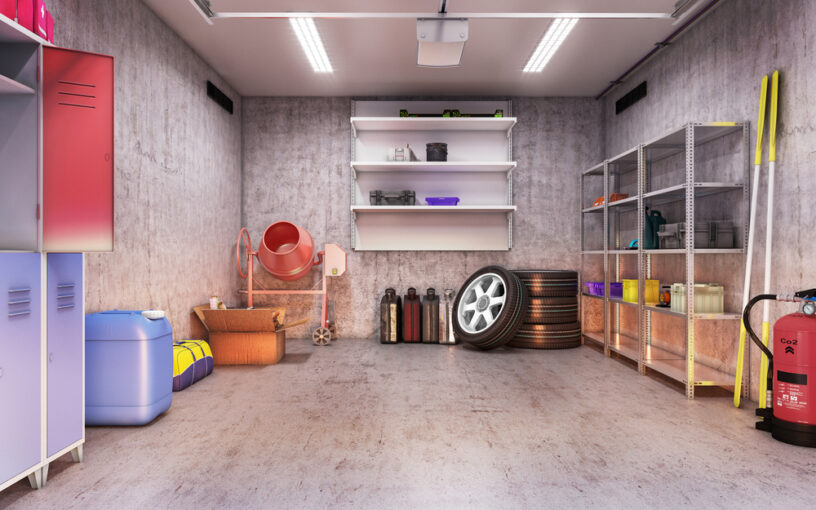 man cave ideas for the garage or workshop