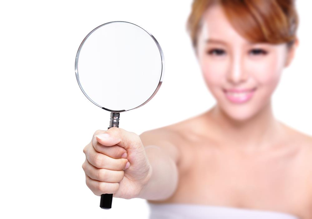 Magnification On Makeup Mirror