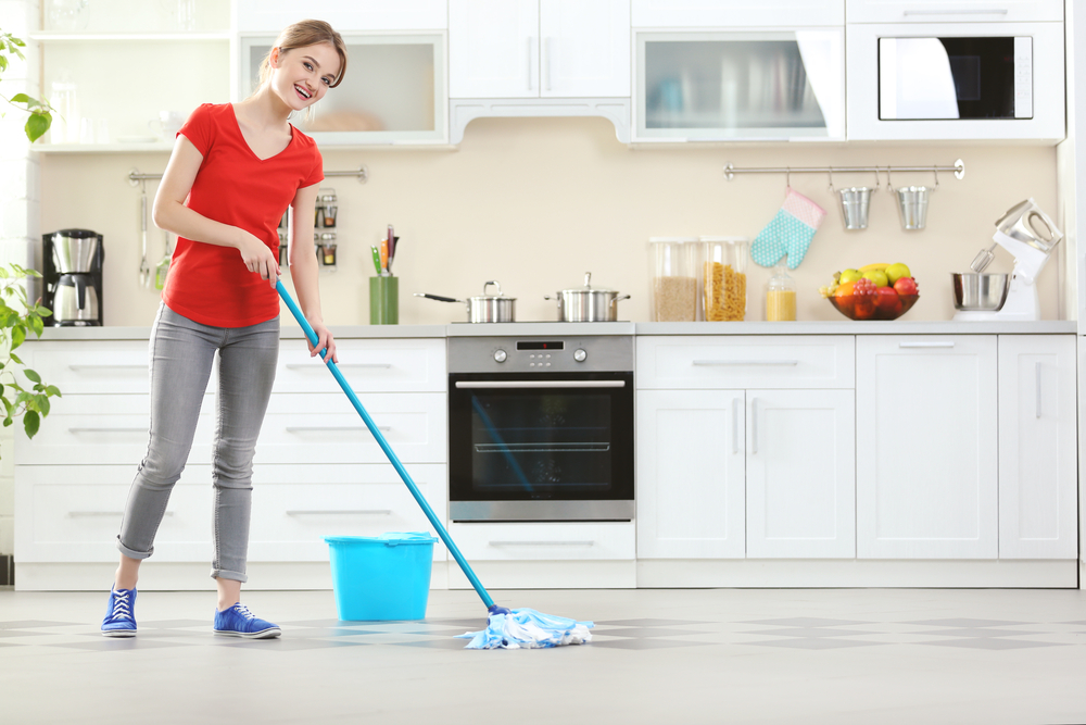 The Benefits of Using a Mop for Cleaning
