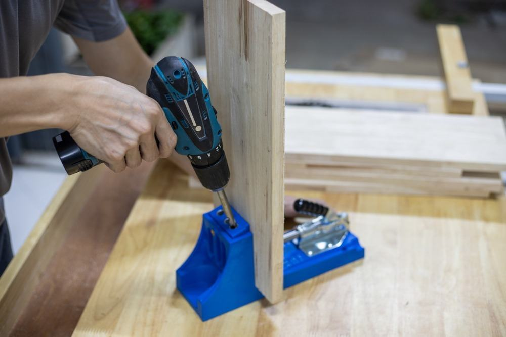 The Uses and Benefits of a Pocket Hole Jig