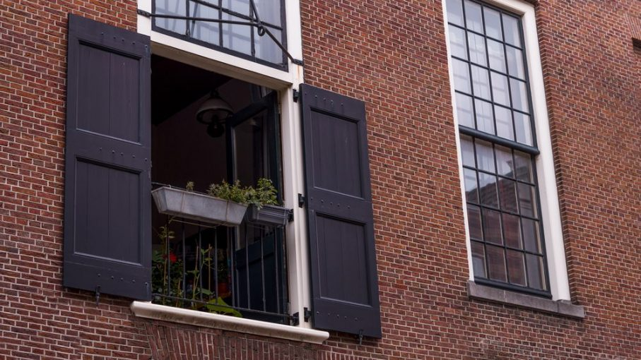 Best Material For Exterior Shutters
