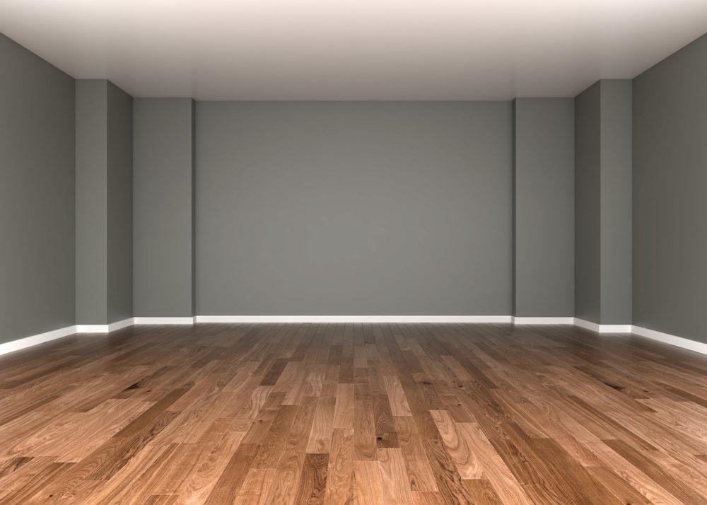 clear floor