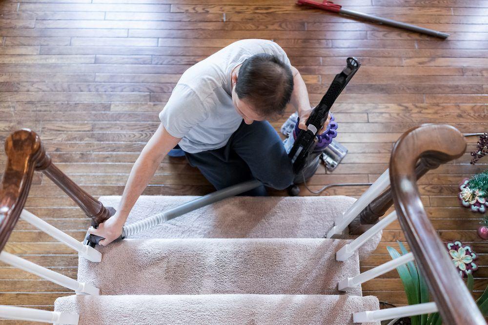 stair vacuum cleaner