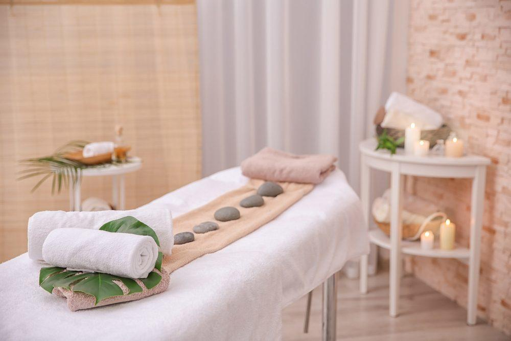 Massage and Spa Room
