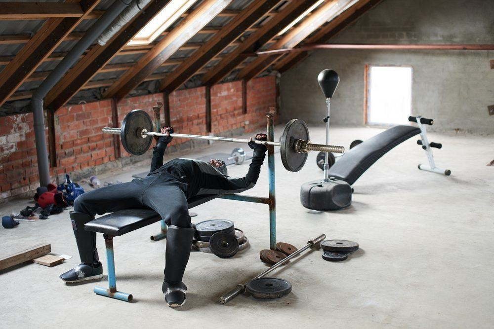 Personal Gym Space