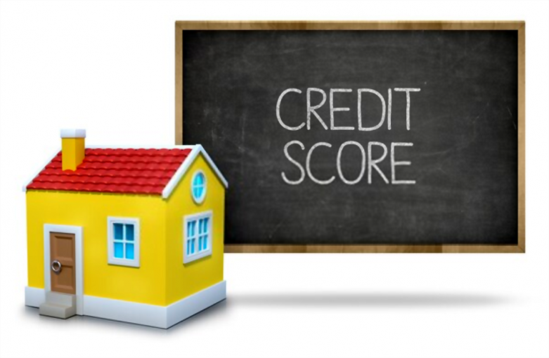 credit score affects home loan
