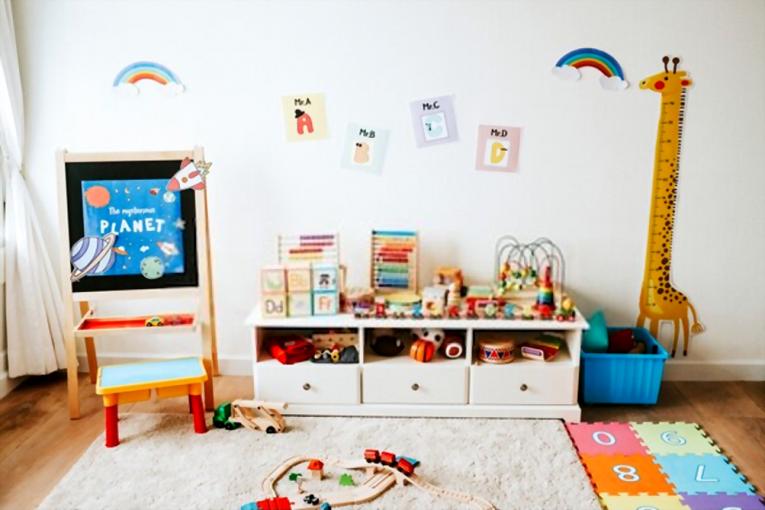 design montessori room