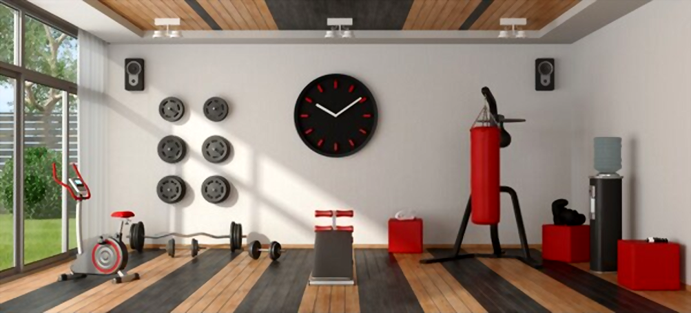 design workout room