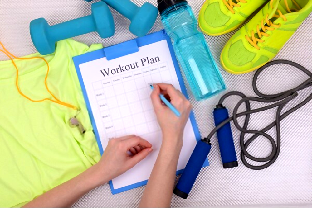 plan workout