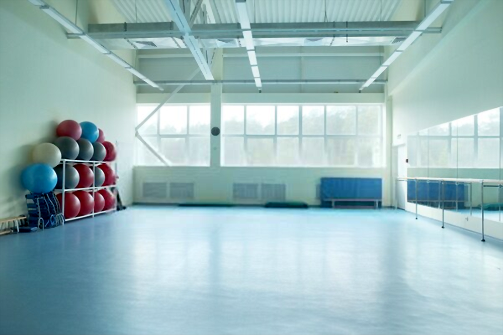 space workout room