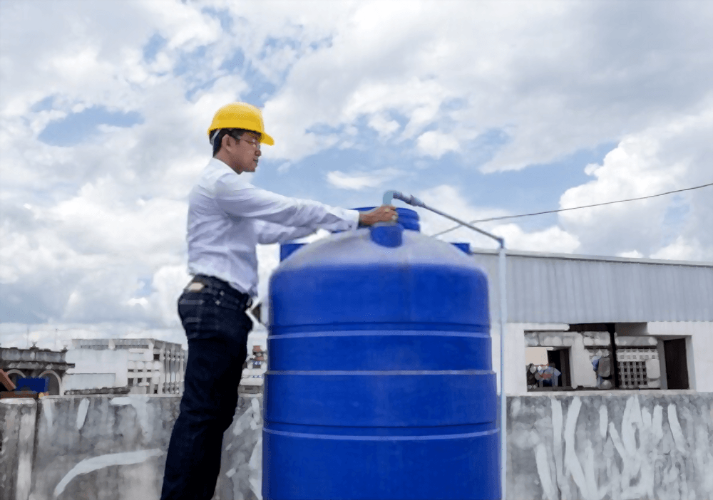 Determines Water Tank Prices
