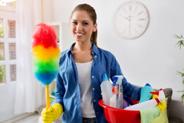 Health Benefits of House Cleaning
