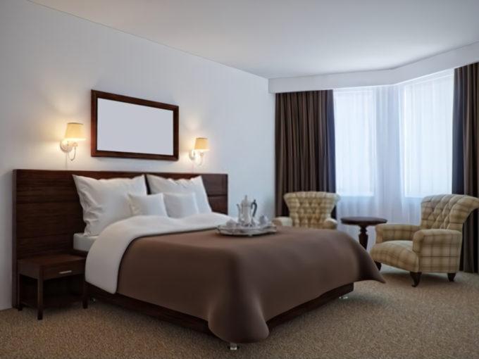 Traditional Bedroom Decor