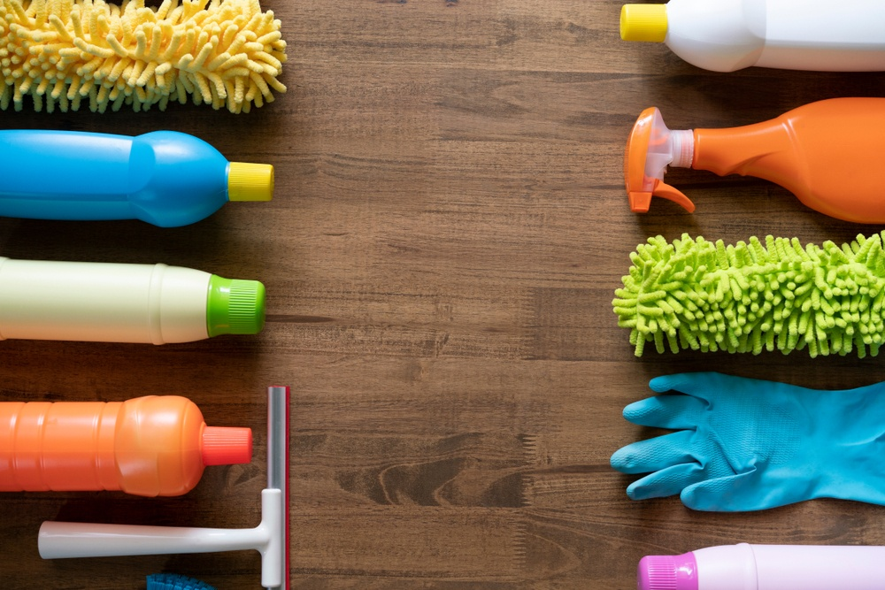 Cleaning toilet tools