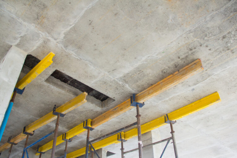 Formwork boards for construction
