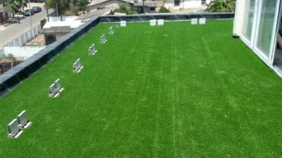 artifical turf installed in austin