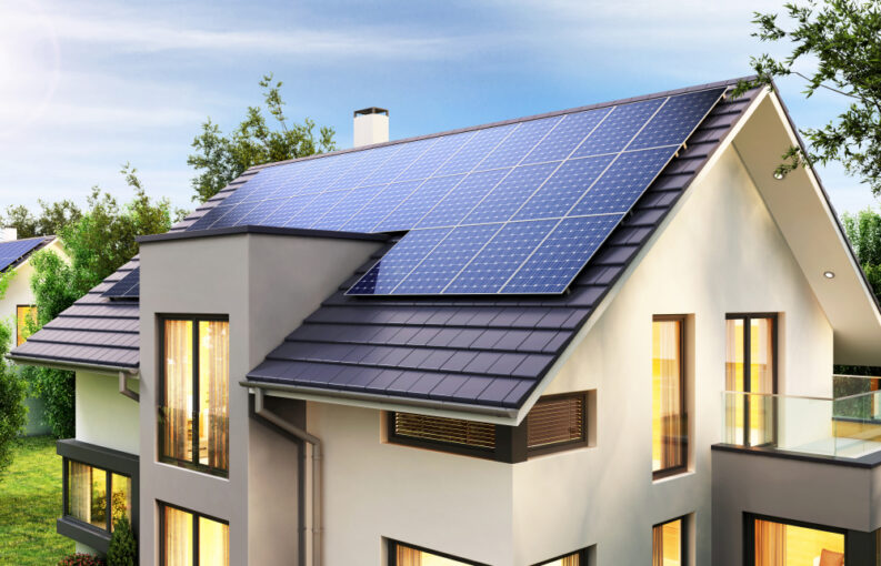 do solar panels increase home value