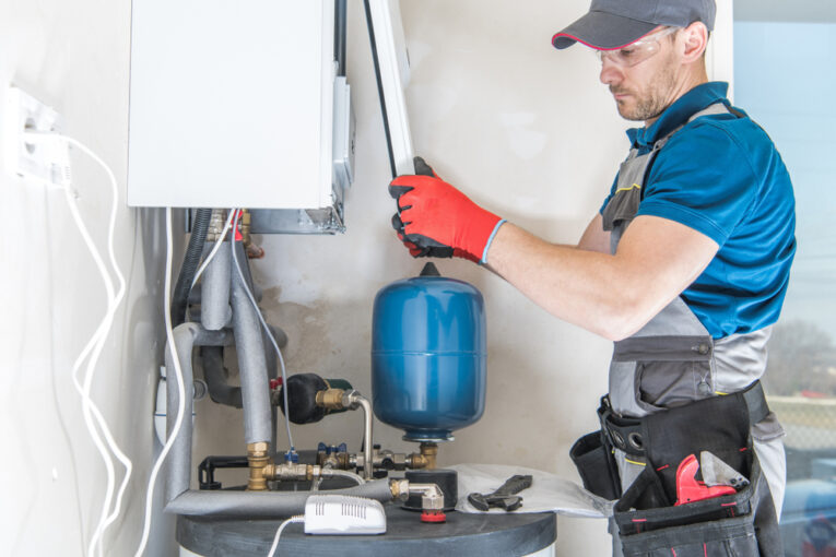 Heating Installation And Furnace Installation