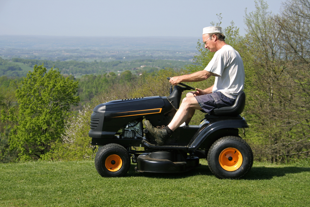 Lawn Tractors Protect Your Health