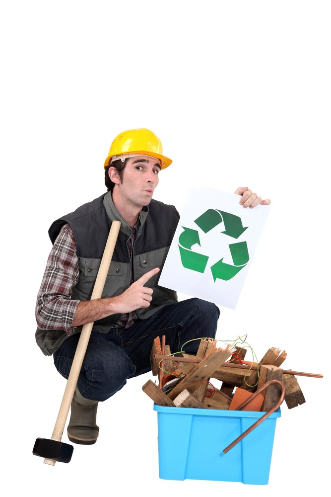 Construction Waste Recycle