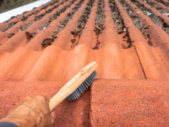How To Clean Roof Shingles