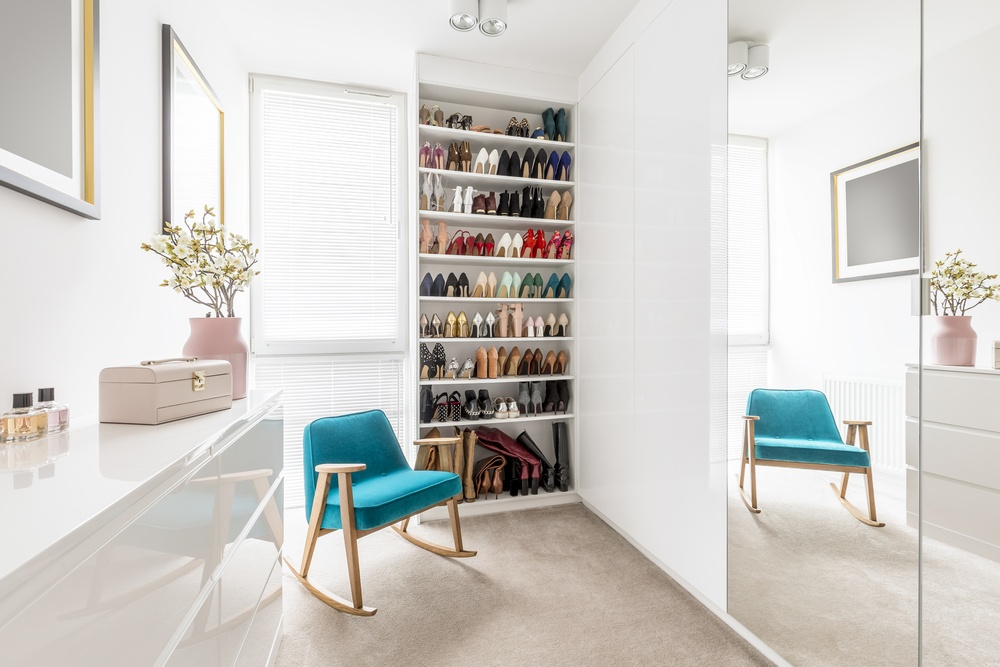Pastels in the Wardrobes