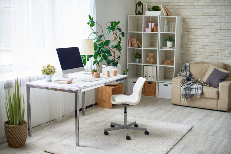 buying home office furniture