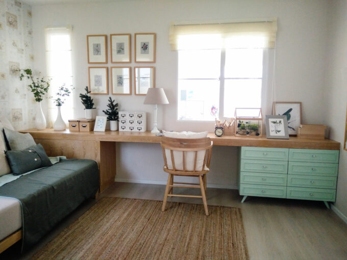 how to decorate home with pastel colors