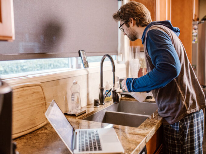 How to Install Stainless Steel Farmhouse Sink