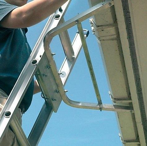 Ladder Standoff